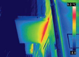 Balkon BREZ termokošare